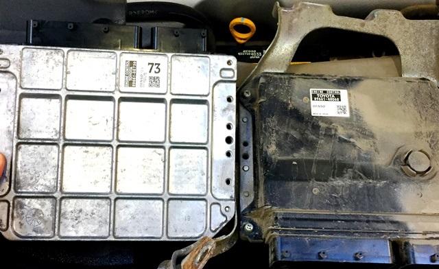LEXUS RX350 снижение мощности двигателя