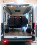 Единично изготовленный автомобиль на шасси Ford Transit